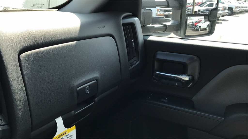 2018 Silverado 3500 Regular Cab DRW 4x2,  Knapheide Platform Body #CJF111380 - photo 25