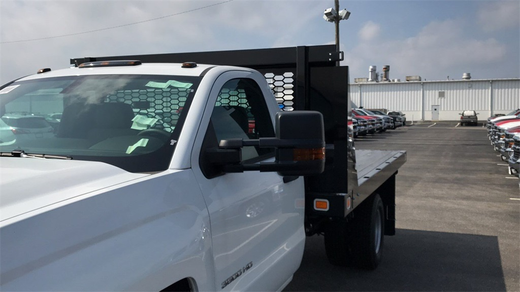 2018 Silverado 3500 Regular Cab DRW 4x2,  Knapheide Platform Body #CJF111380 - photo 27