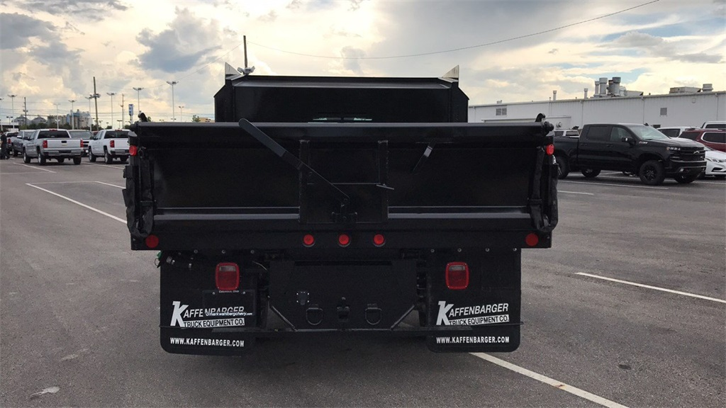2018 Silverado 3500 Regular Cab DRW 4x2,  Crysteel Dump Body #CJF126182 - photo 7