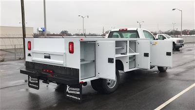 2018 Silverado 3500 Regular Cab DRW 4x2,  Service Body #CJF128109 - photo 6