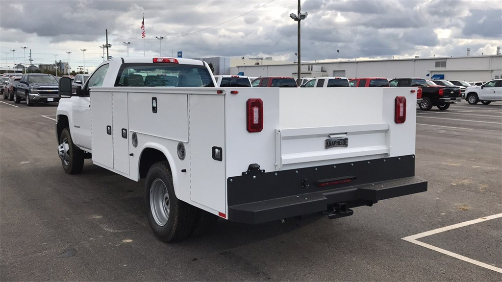 2018 Silverado 3500 Regular Cab DRW 4x2,  Service Body #CJF146153 - photo 7