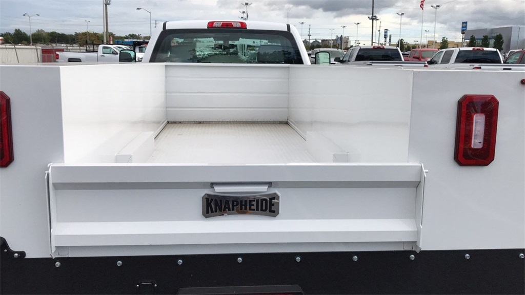 2018 Silverado 3500 Regular Cab DRW 4x2,  Service Body #CJF146153 - photo 9