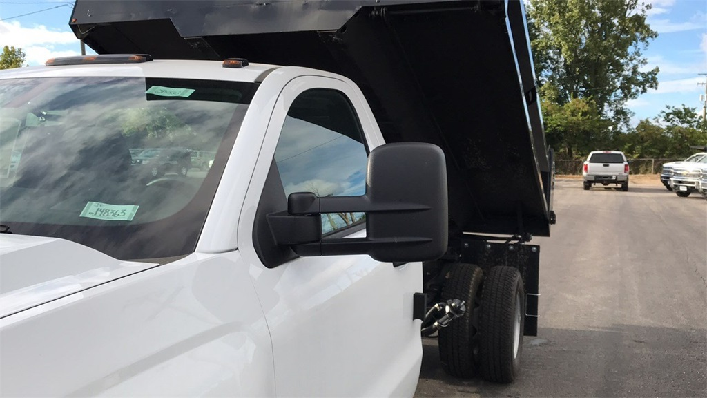 2018 Silverado 3500 Regular Cab DRW 4x2,  Knapheide Dump Body #CJF148363 - photo 22