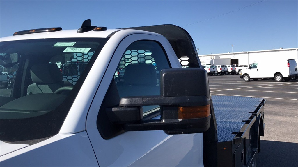 2018 Silverado 3500 Regular Cab DRW 4x4,  Knapheide Platform Body #CJF184226 - photo 29