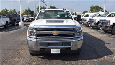 2018 Silverado 3500 Regular Cab DRW 4x4,  Knapheide Standard Service Body #CJF185893 - photo 4