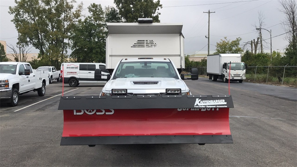 2018 Silverado 3500 Regular Cab DRW 4x4,  Dump Body #CJF202905 - photo 3