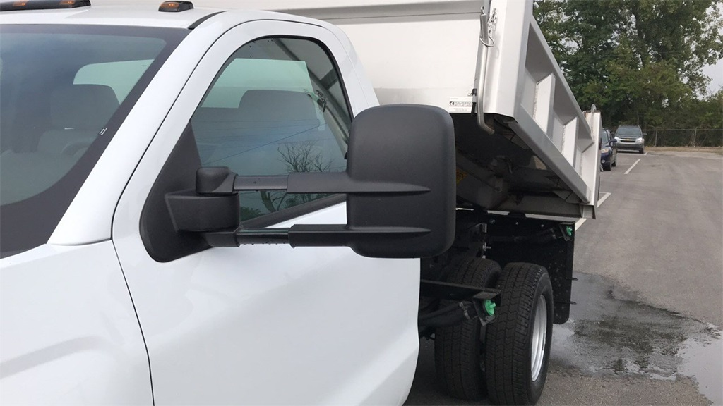 2018 Silverado 3500 Regular Cab DRW 4x4,  Crysteel Dump Body #CJF202905 - photo 30