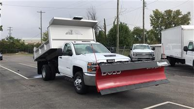 2018 Silverado 3500 Regular Cab DRW 4x4,  Dump Body #CJF202905 - photo 4