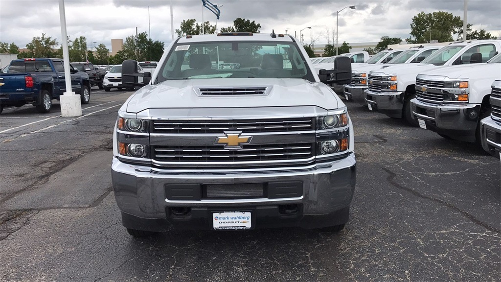 2018 Silverado 3500 Regular Cab DRW 4x2,  Knapheide Service Body #CJF214969 - photo 4