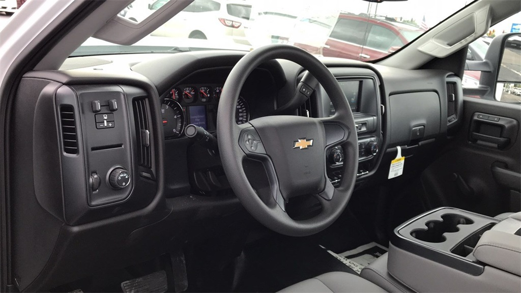 2018 Silverado 3500 Regular Cab DRW 4x2,  Knapheide Service Body #CJF214969 - photo 13