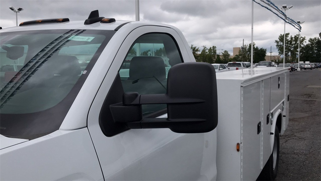 2018 Silverado 3500 Regular Cab DRW 4x2,  Knapheide Service Body #CJF214969 - photo 24