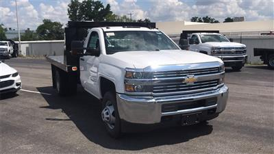 2018 Silverado 3500 Regular Cab DRW 4x2,  Knapheide Value-Master X Platform Body #CJF246794 - photo 7