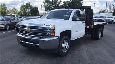 2018 Silverado 3500 Regular Cab DRW 4x2,  Knapheide Value-Master X Platform Body #CJF246794 - photo 35