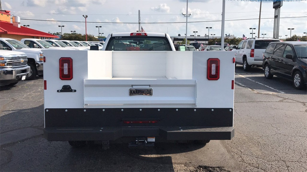 2018 Silverado 3500 Regular Cab DRW 4x2,  Knapheide Service Body #CJF247924 - photo 7