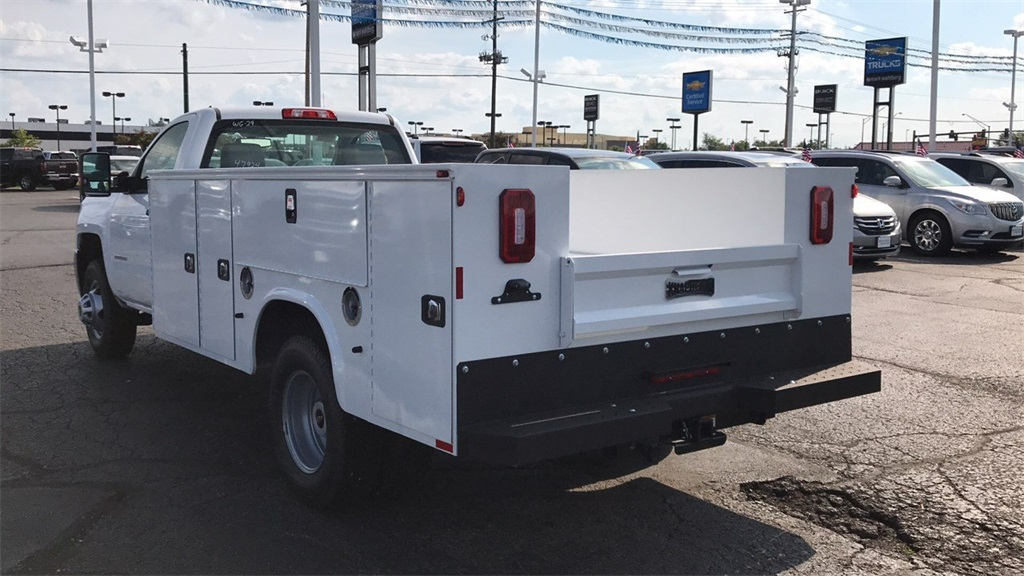 2018 Silverado 3500 Regular Cab DRW 4x2,  Knapheide Service Body #CJF247924 - photo 2