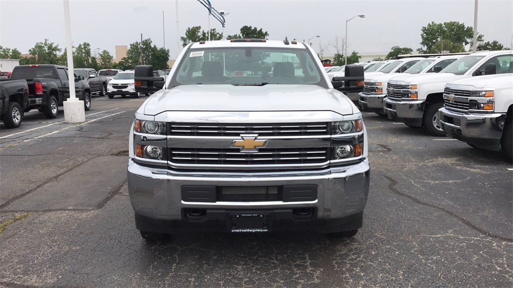 2018 Silverado 3500 Regular Cab DRW 4x2,  Knapheide Service Body #CJF248354 - photo 4