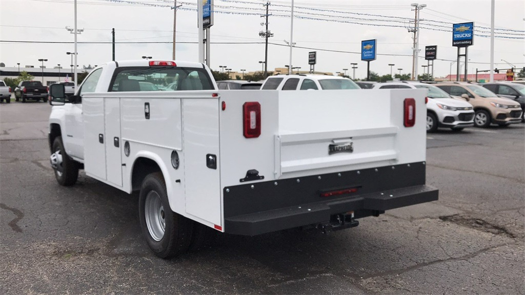 2018 Silverado 3500 Regular Cab DRW 4x2,  Knapheide Service Body #CJF248354 - photo 2