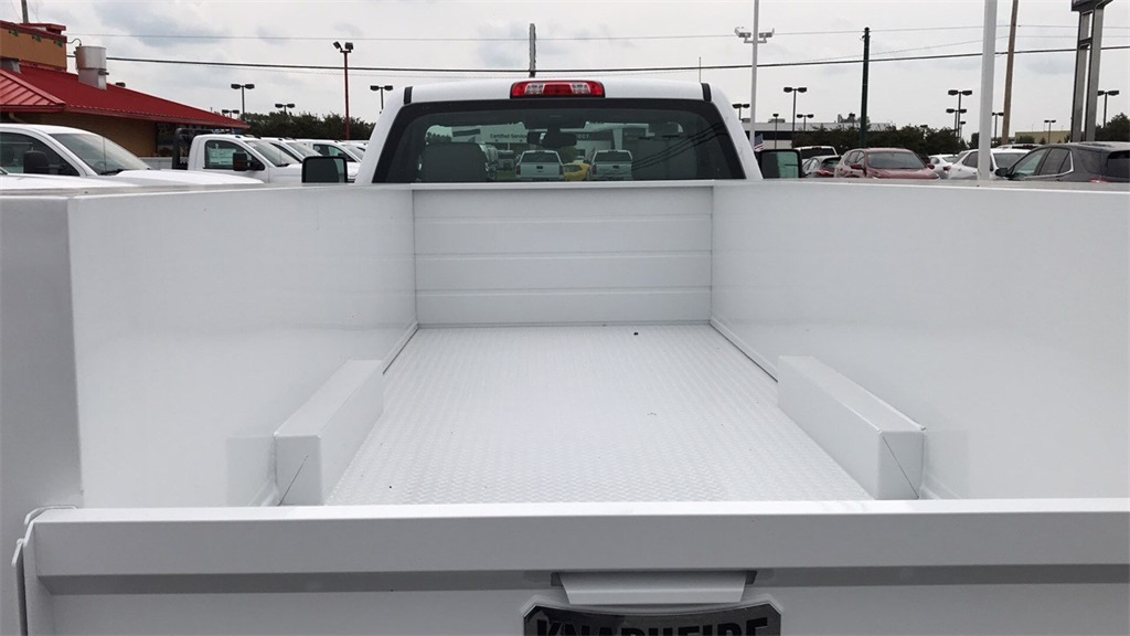2018 Silverado 3500 Regular Cab DRW 4x2,  Knapheide Service Body #CJF248354 - photo 9