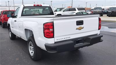 2018 Silverado 1500 Regular Cab 4x4,  Pickup #CJZ119142 - photo 2