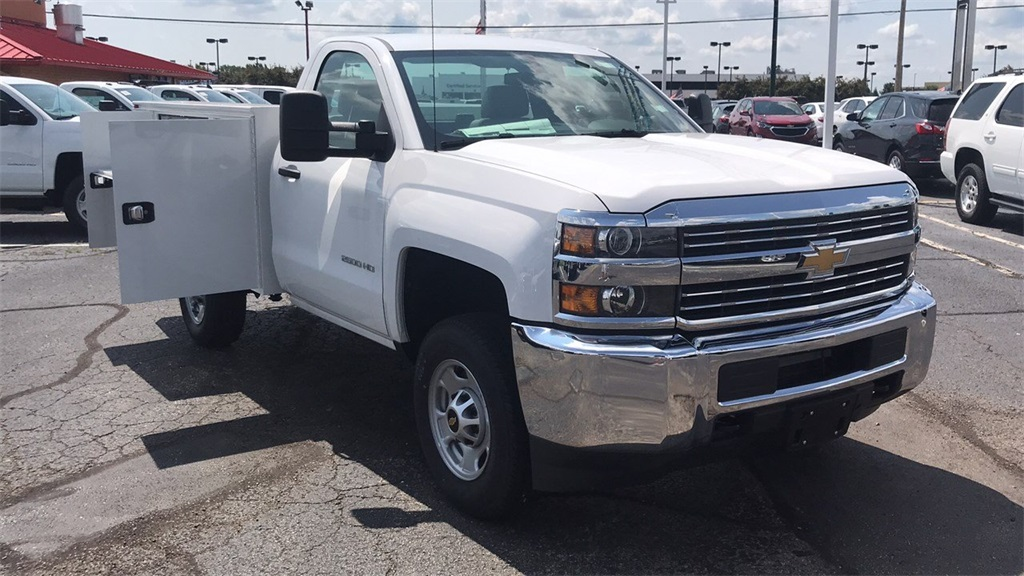 2018 Silverado 2500 Regular Cab 4x4,  Knapheide Service Body #CJZ127244 - photo 6
