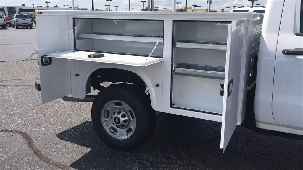 2018 Silverado 2500 Regular Cab 4x4,  Knapheide Service Body #CJZ127244 - photo 8