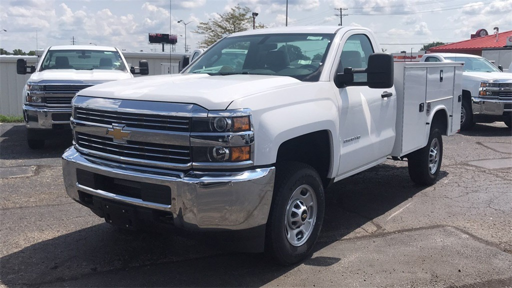 2018 Silverado 2500 Regular Cab 4x4,  Knapheide Service Body #CJZ127244 - photo 35