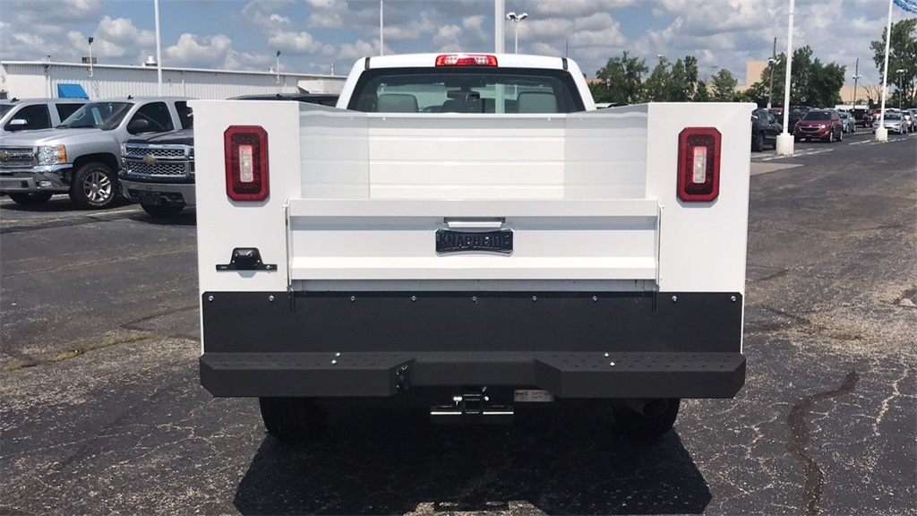 2018 Silverado 2500 Regular Cab 4x4,  Knapheide Service Body #CJZ129159 - photo 2