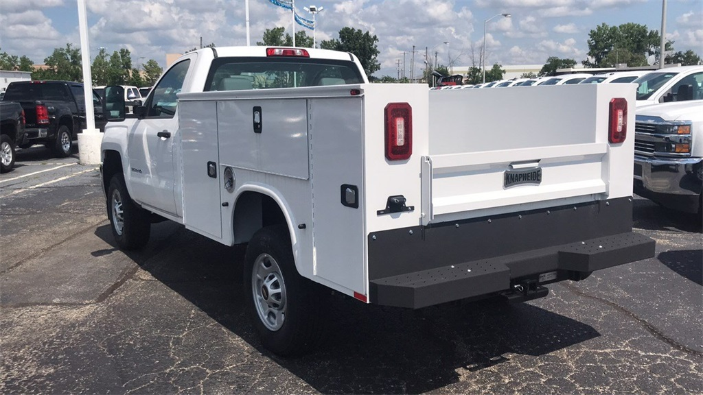 2018 Silverado 2500 Regular Cab 4x4,  Knapheide Service Body #CJZ129159 - photo 14
