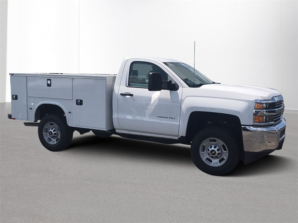 2018 Silverado 2500 Regular Cab 4x4,  Knapheide Service Body #CJZ129159 - photo 4