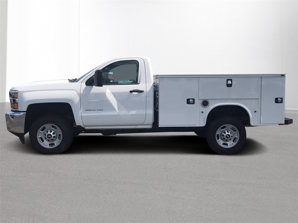2018 Silverado 2500 Regular Cab 4x4,  Knapheide Service Body #CJZ129159 - photo 5