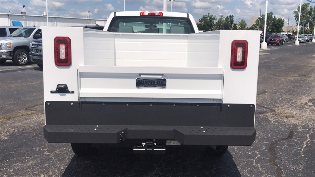 2018 Silverado 2500 Regular Cab 4x4,  Knapheide Service Body #CJZ129817 - photo 2