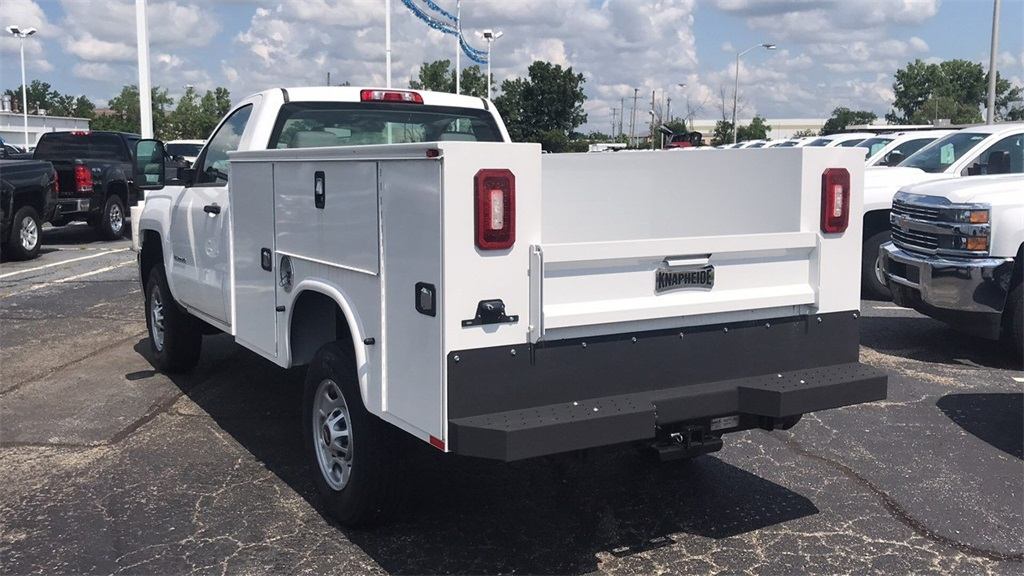 2018 Silverado 2500 Regular Cab 4x4,  Knapheide Service Body #CJZ129817 - photo 13