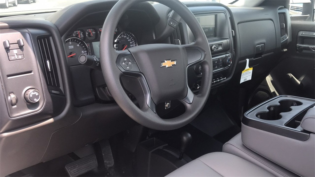 2018 Silverado 2500 Regular Cab 4x4,  Knapheide Service Body #CJZ129817 - photo 16