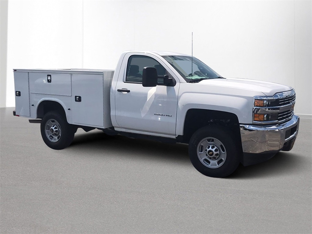 2018 Silverado 2500 Regular Cab 4x4,  Knapheide Service Body #CJZ129817 - photo 4