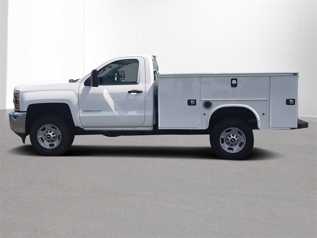 2018 Silverado 2500 Regular Cab 4x4,  Knapheide Service Body #CJZ129817 - photo 5