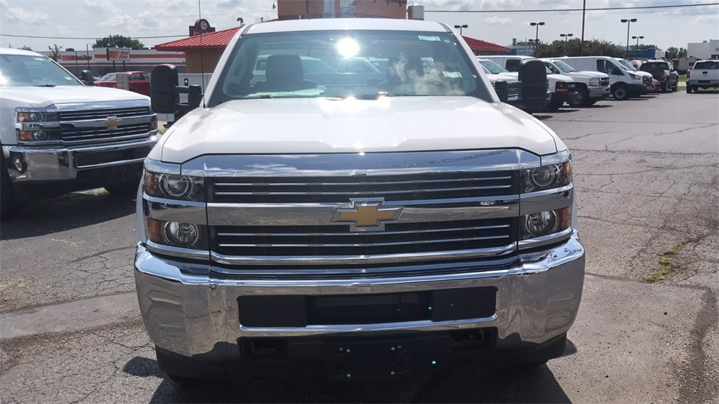 2018 Silverado 2500 Regular Cab 4x4,  Knapheide Service Body #CJZ129817 - photo 7