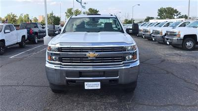 2018 Silverado 3500 Regular Cab DRW 4x4,  Knapheide Standard Service Body #CJZ152487 - photo 4
