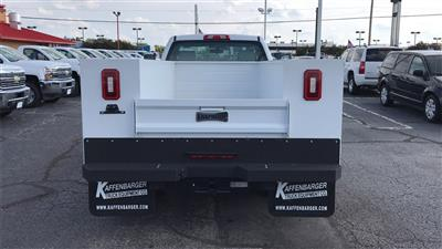 2018 Silverado 3500 Regular Cab DRW 4x4,  Knapheide Standard Service Body #CJZ152487 - photo 7