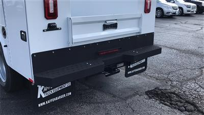 2018 Silverado 3500 Regular Cab DRW 4x4,  Knapheide Standard Service Body #CJZ152487 - photo 8