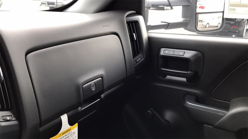 2018 Silverado 3500 Regular Cab DRW 4x4,  Crysteel Dump Body #CJZ252391 - photo 24
