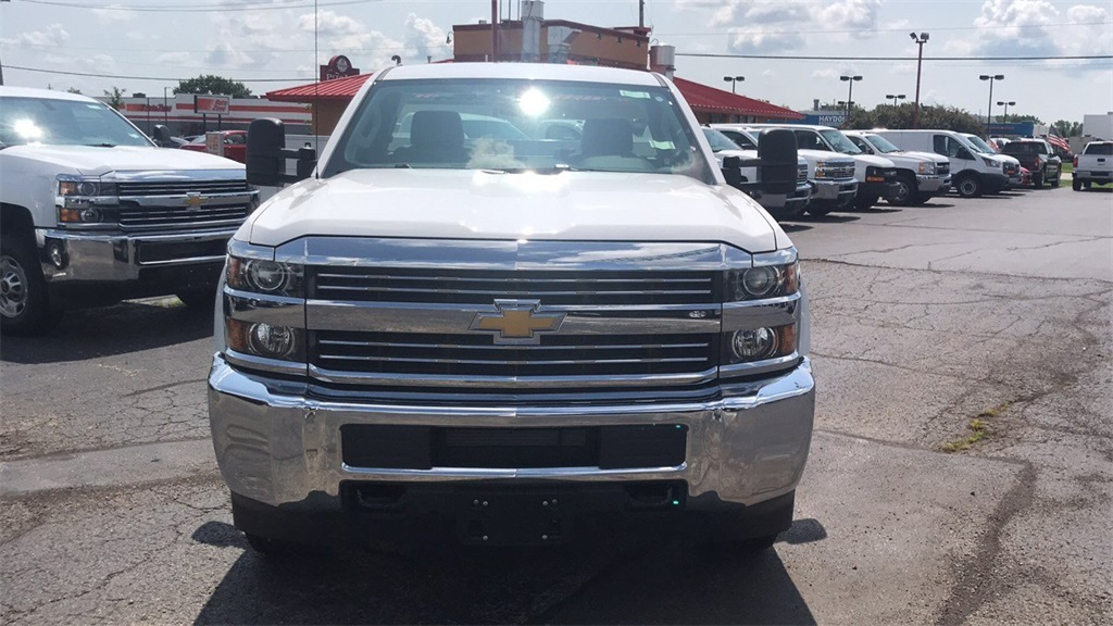2018 Silverado 2500 Regular Cab 4x4,  Knapheide Service Body #CJZ252900 - photo 5