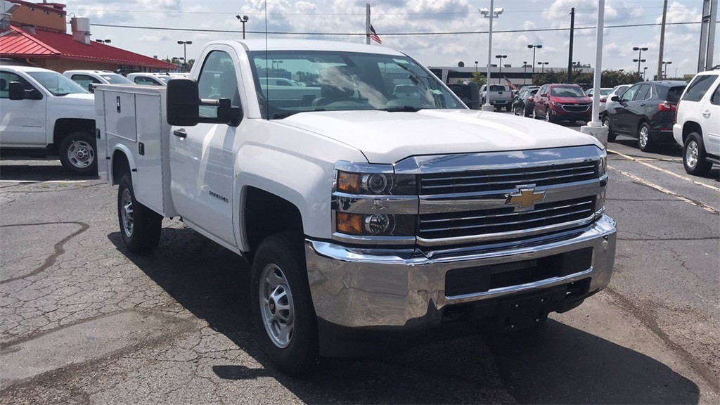 2018 Silverado 2500 Regular Cab 4x4,  Knapheide Service Body #CJZ252900 - photo 6