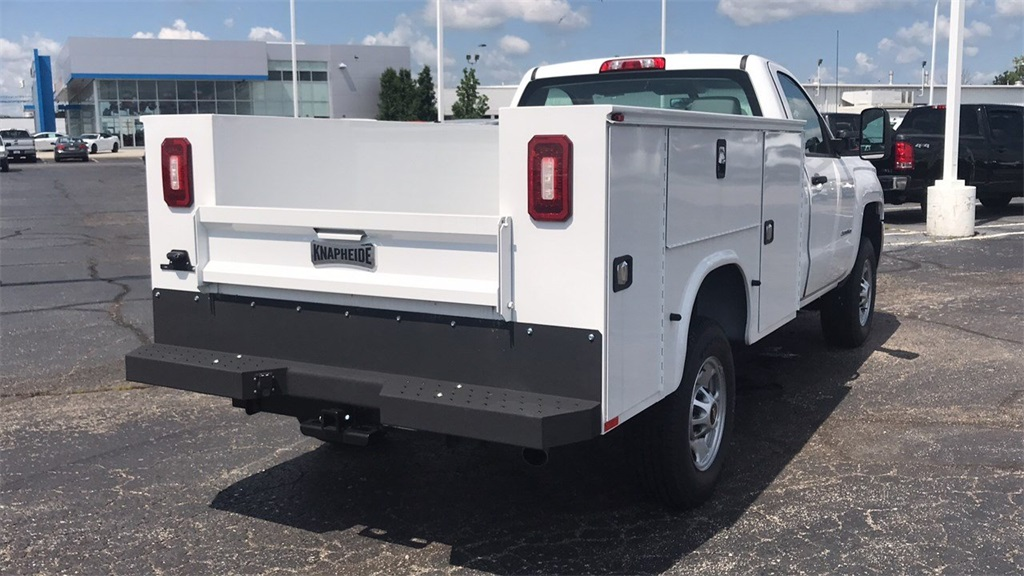 2018 Silverado 2500 Regular Cab 4x4,  Knapheide Service Body #CJZ257254 - photo 13