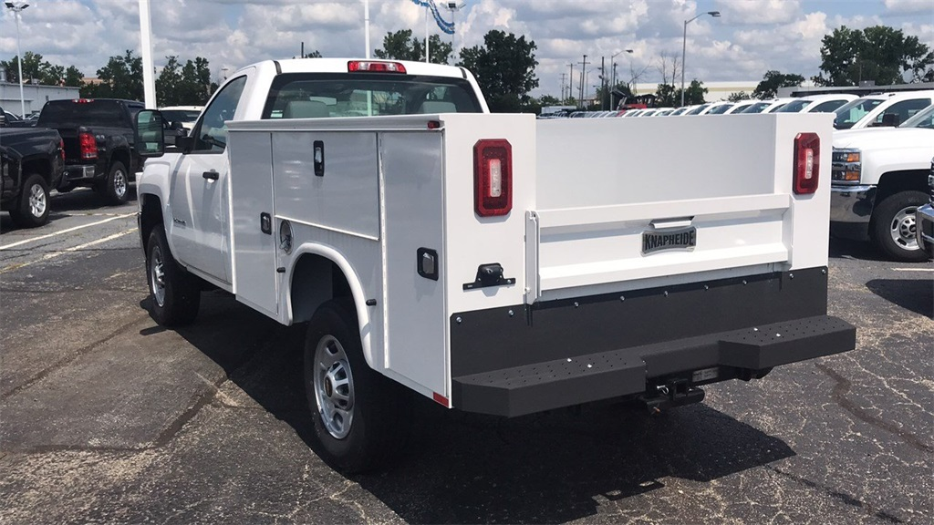 2018 Silverado 2500 Regular Cab 4x4,  Knapheide Service Body #CJZ257254 - photo 14