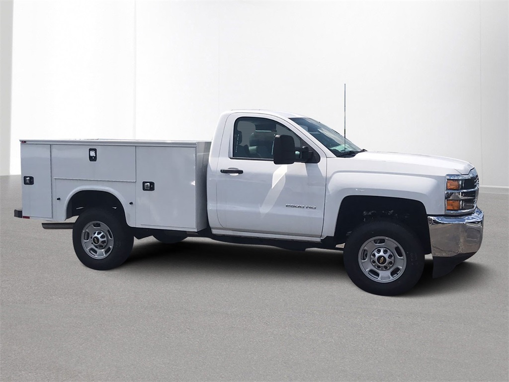2018 Silverado 2500 Regular Cab 4x4,  Knapheide Service Body #CJZ257254 - photo 4