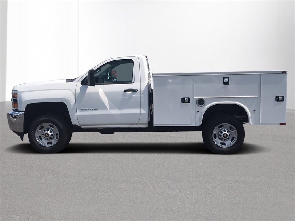 2018 Silverado 2500 Regular Cab 4x4,  Knapheide Service Body #CJZ257254 - photo 5
