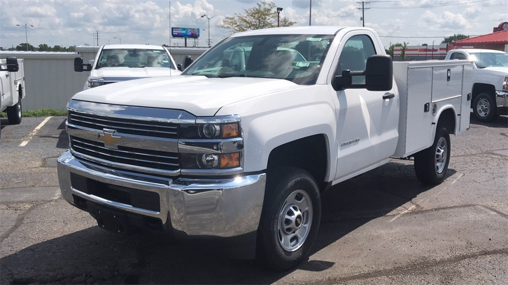 2018 Silverado 2500 Regular Cab 4x4,  Knapheide Service Body #CJZ257254 - photo 6