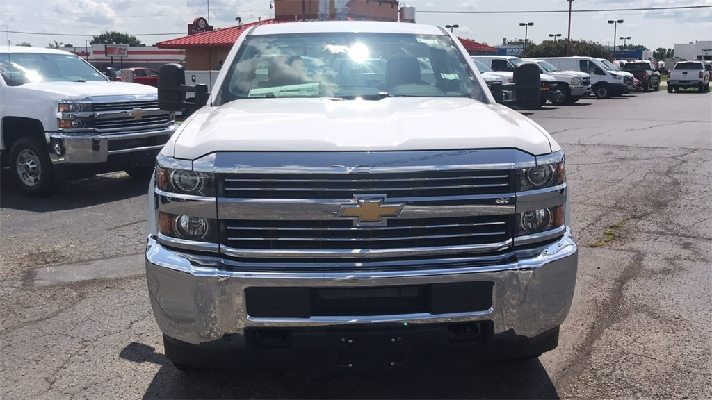 2018 Silverado 2500 Regular Cab 4x4,  Knapheide Service Body #CJZ257254 - photo 7