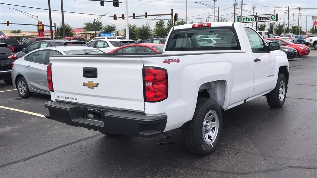 2018 Silverado 1500 Regular Cab 4x4,  Pickup #CJZ275379 - photo 7