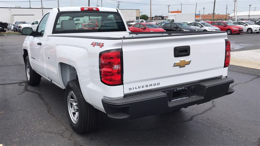 2018 Silverado 1500 Regular Cab 4x4,  Pickup #CJZ275379 - photo 2
